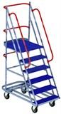 Лестницы передвижные