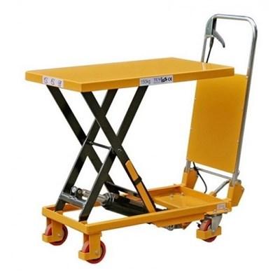 Гидравлический подъемный ножничный стол Ningbo Ruyi SP 800 A, г/п 800 кг, 420/1000 мм - фото 31621