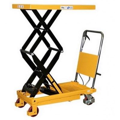 Гидравлический подъемный ножничный стол Ningbo Ruyi SPS 150, г/п 150 кг, 302/1100 мм - фото 31624