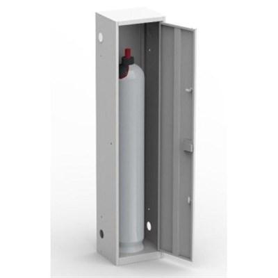 Шкаф металлический для кислородного баллона Металл-Завод ШГР 40-1 - фото 31959