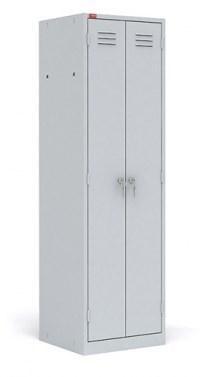 Металлический шкаф для одежды ПАКС-МЕТАЛЛ ШРМ 22-600 - фото 32147