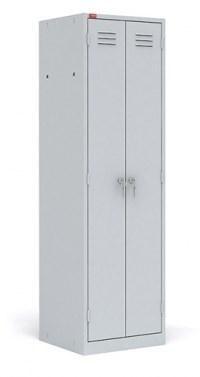 Металлический шкаф для одежды ПАКС-МЕТАЛЛ ШРМ АК-600 - фото 32151