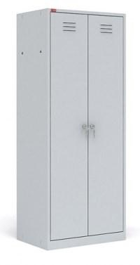 Металлический шкаф для одежды ПАКС-МЕТАЛЛ ШРМ АК-800 - фото 32153