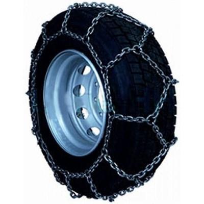 Цепи противоскольжения на колесо погрузчиков 7,00-12 зигзаг - фото 32252