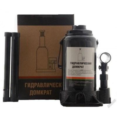 Гидравлический бутылочный домкрат 32 тн (ДГ32 БАК) - фото 32292