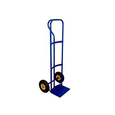 Двухколёсная тележка НТ-1805, г/п 200 кг (литые колеса) - фото 32491