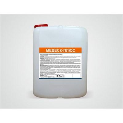 Медеск-Плюс - кислотное средство для промывки теплообменного оборудования (10 л) - фото 32600