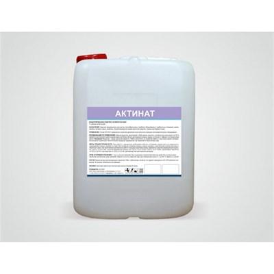 АКТИНАТ - концентрированное средство с активностью NaOH (20 л) - фото 32602