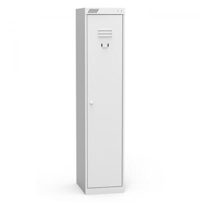 Металлический шкаф для одежды Металл-Завод ШРК 21-400 - фото 32678