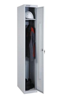 Металлический шкаф для одежды модульный сборный Металл-Завод ШРС-11-300 - фото 32689