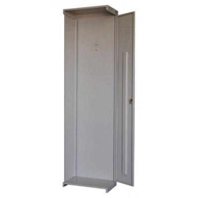 Металлический шкаф для одежды модульный сборный Металл-Завод ШРС-11дс-400 - фото 32693