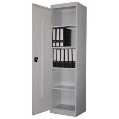 Шкаф металлический одностворчатый Металл-Завод ШХА-50 разбор - фото 32701