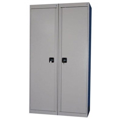 Архивный металлический шкаф Металл-Завод ШХА-100(40) разобр - фото 32719