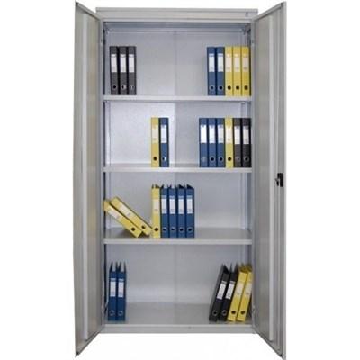 Архивный шкаф с распашными дверями Металл-Завод ALR-2010 (металлический) - фото 32721