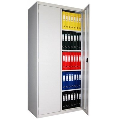 Шкаф закрытый для документов Металл-Завод ШХА-900 разобр - фото 32762