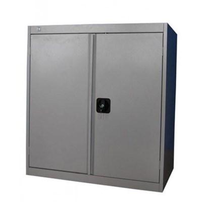 Архивный металлический шкаф Металл-Завод ШХА/2-900 (40) разбор - фото 32763