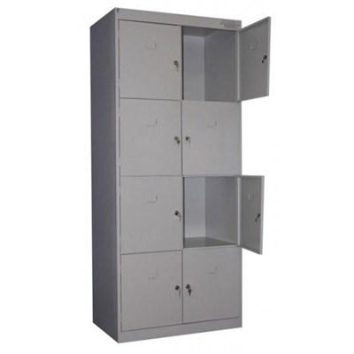 Шкаф металлический для ручной клади Металл-Завод ШРК-28-600 - фото 32778