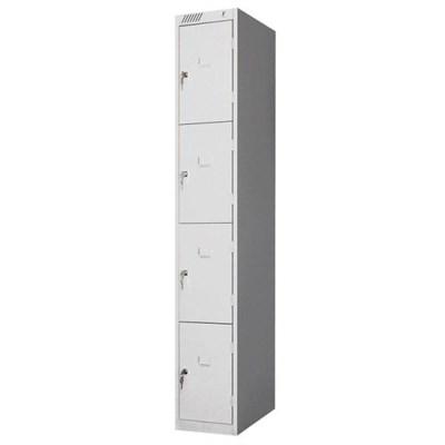 Шкаф металлический четырехъячеечный Металл-Завод ШРС-14дс-300 - фото 32780