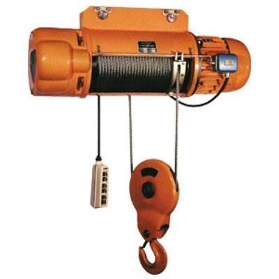 СТАЦ. Таль электрическая TOR ТЭК (CD) г/п 5,0 т 18 м - фото 32854