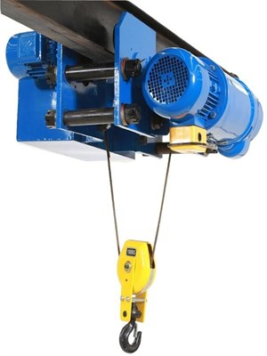 Таль электрическая TOR ТЭК (CDL) 3,0 т 6,0 м УСВ - фото 32858