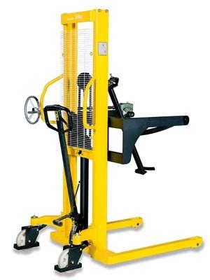 Штабелер-бочкокантователь ручной гидравлический TOR 500 кг 3000 мм WDS500-3000 - фото 33300