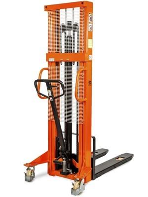 Штабелер ручной гидравлический TOR 1.0TX1.6M SDJ1016 - фото 33313