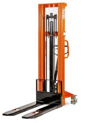 Штабелер ручной гидравлический TOR 1.5TX1.6M SDJ1516 - фото 33316