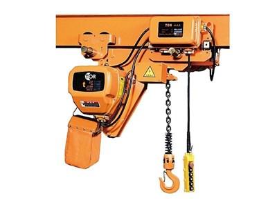 Таль электрическая цепная TOR HHBBSL075-03, 7,5 т 6 м, 380 В УСВ - фото 33681