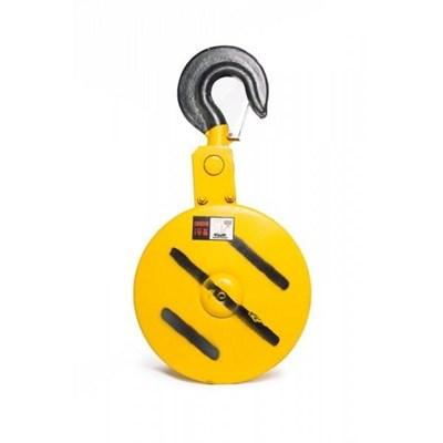 Крюковая подвеска двухблочная для талей электрических TOR CD1 10,0 т - фото 33682