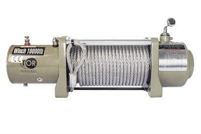Лебедка (4536 кг/28 м) автомобильная TOR ЛА 24 V S10000 - фото 33692