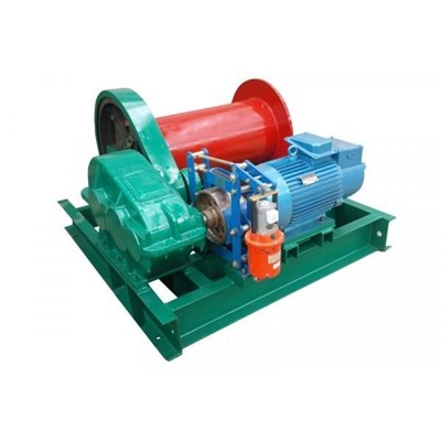 Лебедка электрическая TOR ЛМ (тип JM) г/п 0,5 тн Н=100 м (б/каната) - фото 33720