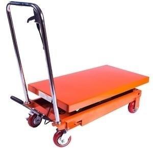 Гидравлический стол WP-500 TOR, г/п 500 кг, в/п 300/900 мм - фото 33926