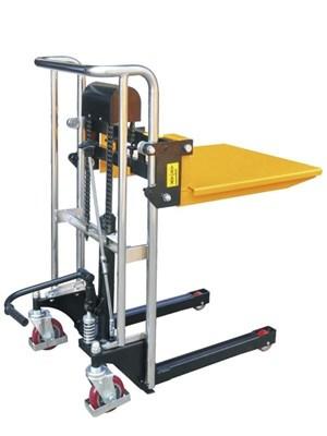 Штабелер ручной гидравлический TOR PJ4110, 400KGX1100MM - фото 33932