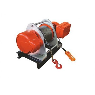 Лебедка электрическая TOR KDJ 1,0 т 100 м 380V - фото 33967