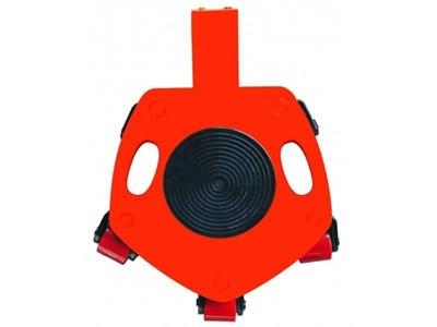 Роликовая платформа поворотная TOR WCRP-5 г/п 4тн - фото 33984