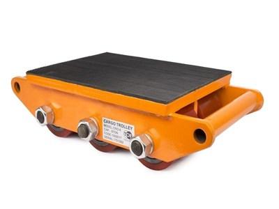 Роликовая платформа подкатная TOR CRО-6 г/п 8тн - фото 33987
