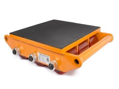 Роликовая платформа подкатная TOR CRО-9 г/п 15тн - фото 33989