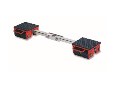 Роликовая платформа подкатная TOR Y8 г/п 8тн - фото 34000