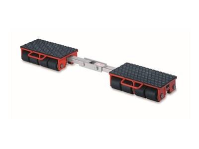 Роликовая платформа подкатная TOR Y16 г/п 16тн - фото 34002