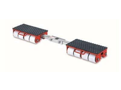 Роликовая платформа подкатная TOR Y18 г/п 18тн - фото 34003