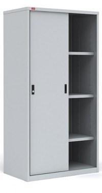 Архивный металлический шкаф-купе ПАКС-МЕТАЛЛ ШАМ-11.К - фото 34256