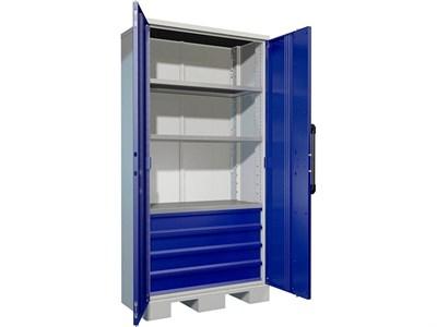 Инструментальный шкаф AMH TC-003040 - фото 34333