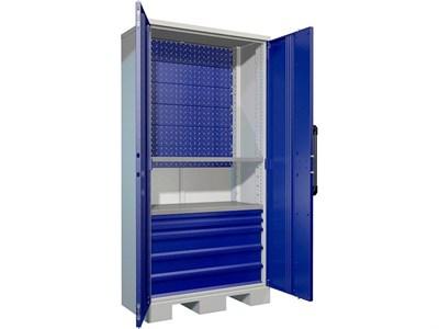 Инструментальный шкаф AMH TC-062032 - фото 34334