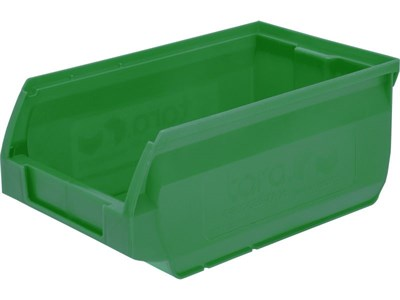 Ящик Sanremo 170х105х75 PP, зеленый (5001) - фото 42978