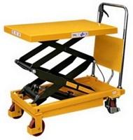 Гидравлический подъемный ножничный стол Ningbo Ruyi SPF 680, быстрый подъем, г/п 680 кг, 474/1500 мм