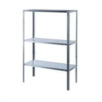 Стеллаж металлический СМ-900 150х100х50 см, 3 полки, г/п 900 кг