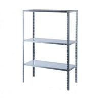Стеллаж металлический СМ-900 150х100х30 см, 3 полки, г/п 900 кг