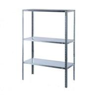 Стеллаж металлический СМ-900 150х100х60 см, 3 полки, г/п 900 кг