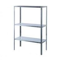 Стеллаж металлический СМ-900 180х100х30 см, 3 полки, г/п 900 кг