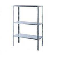 Стеллаж металлический СМ-900 180х100х50 см, 3 полки, г/п 900 кг